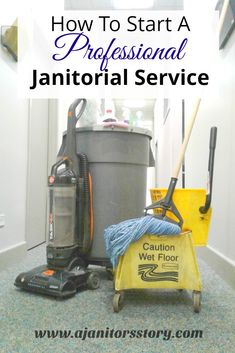 cleaning company Need help starting your Professional Janitorial Service Check out this resourceful article from a cleaning professional in the business for more than 25 years! via ajanitorsstory Business Cleaning Services, Cleaning Services Company, Professional Cleaning Services, Cleaning Companies, Cleaning Checklist, Cleaning Hacks, Office Cleaning, Professional Cleaners, Janitorial Cleaning Services