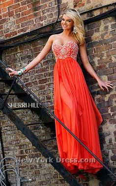 Sherri Hill 3802- love.. can't wait to try you on.