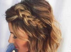 Chic Braided Short Hairstyles You Have to See