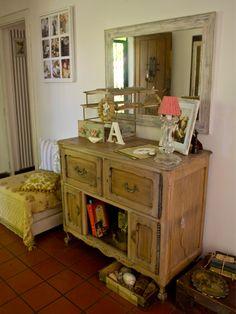 Para uma casa em estilo rustico
