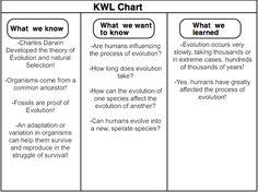 Teaching  KWL Chart  Teaching    Chart St