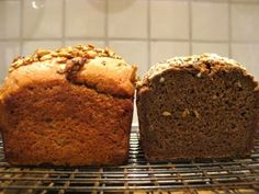 Different kinds of yeast impacted the rise of the rye...read more!