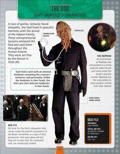 Doctor Who: Character Encyclopedia Amazon.com