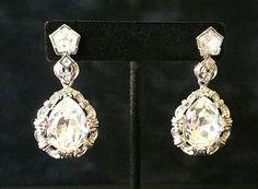 Vintage Avon Earrings Avon Smithsonian Marie Antoinette