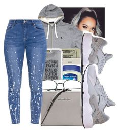 """""""Untitled #231"""" by glowithbria ❤ liked on Polyvore featuring Jack Spade, Vaseline, Agent 18 and MICHAEL Michael Kors"""