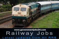 Railway Jobs India - Railway Jobs – Railway Recruitment-  Are you interested to keep in touch with railway jobs information of Indian Railway? If your answer is yes, then you should subscribe government jobs 24 free railway recruitment services to get the all latest and upcoming railway jobs information during released by Indian Railway. You will be able to find that all the documents and educational stuff which are used to crack the railway examination easily.