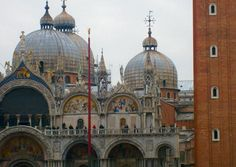 """Piazza San Marco, Venice, Italy is a great landmark for you to keep in mind while visiting so that you have a """"base"""" for when you get lost! Don't worry Venice isn't as big as it seems and eventually you'll get to where you need to be, with a little city wandering."""