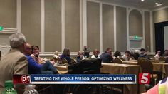 Treating the Whole Person: Optimizing Wellness Nashville made local news in Tennessee! Check out the story here! #CRPS #RSD #RSDSAnashville