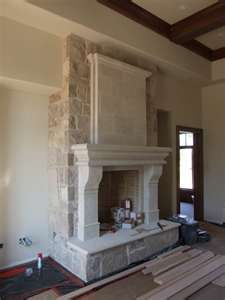 ... cast stone fireplaces, stone cast fireplace mantels, mantel surrounds
