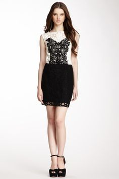Nanette Lepore Midnight Muse Dress on HauteLook