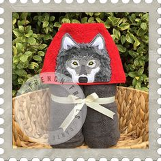 Wolf#FrenchFrills #FFbirthdaybash