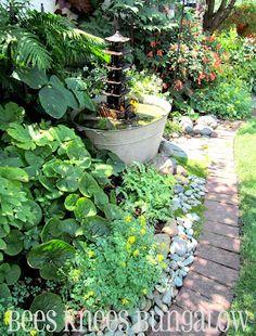 {Bees Knees Bungalow}: Bryn Mawr Garden Tour; Part II