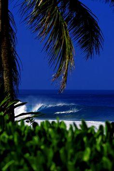 Ocean Blue, Hawaii