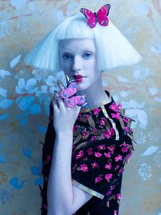 NEIL MOTA LENSES EASTERN FANTASY FOR ELLE CANADA DECEMBER 2012