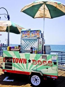 5 US cities with fleets of street food vendors