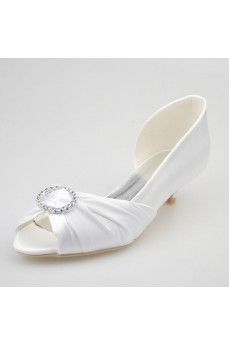 Satin Low Heel, Chunky Heel Pumps Women's Shoes White Wedding Shoes. Grab special discounts up to 70% Off at Abbydress with Discount & Voucher Codes.