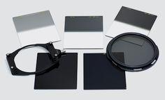 Lee Filtersystem Seven5 - perfekt für Systemkameras. Mit 75 mm Breite ideal zum Reisen.