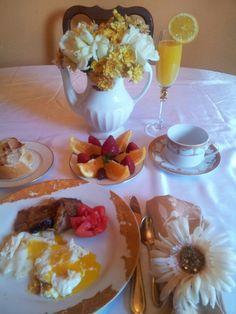 Breakfast 2013..