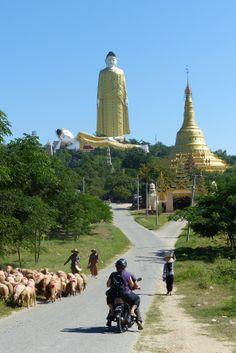 Myanmar (Burma oder Birma)
