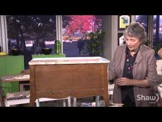 Annie Sloan demonstrates Chalk Paint® on Home & Family on Hallmark Channel - YouTube