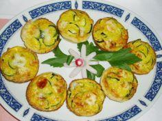 tortino di zucchine e asiago Avocado Egg, Eggs, Drink, Breakfast, Food, Morning Coffee, Soda, Meal, Egg