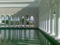 soas mosque ablution pool