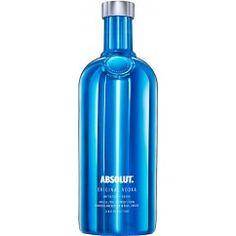 Absolut Vodka Electrik Blau Limited Edition 0,7l