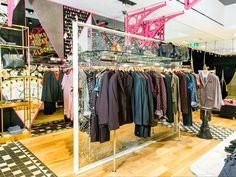 FormRoom for Ted Baker | Eaton Centre, Toronto Store Fit-Out | #TedBaker #RetailInteriors #StoreDesign #VM #Design #Fitout #ShopFit #InteriorDesign
