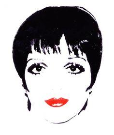 Warhol - Liza