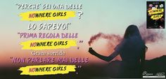 Romance and Fantasy for Cosmopolitan Girls: NOWHERE GIRLS di Amy Reed