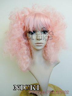 Nicki - PP wig idea