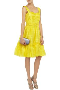 2e0dbdb1700 94 bästa bilderna på Yellowish dresses | Ready to wear, Yellow och ...