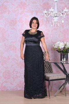 6a8797ff9c Vestido em renda k 3y5erpf2d. VESTIDO L 3Y5ERPF2D - Livia Fashion ...