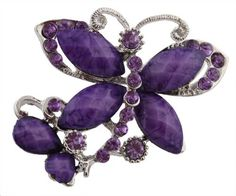 3 Pieces of Silver with Purple Iced Out Butterfly with Stones Brooch & Pin JOTW,http://www.amazon.com/dp/B00AVYRNDC/ref=cm_sw_r_pi_dp_yHHpsb1Q4BSG5RHA