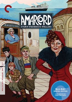 Amarcord (1973) - The Criterion Collection