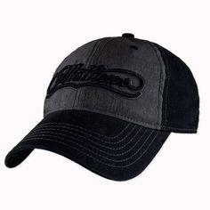 Mathews Coal Fitted Cap :: Mathews Hats :: Eagle Archery LLC