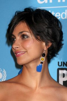 Morena Baccarin is so beautiful! Loving Homeland- just started watching!