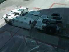 ArtStation - AirPort Vehicle, Alexander J