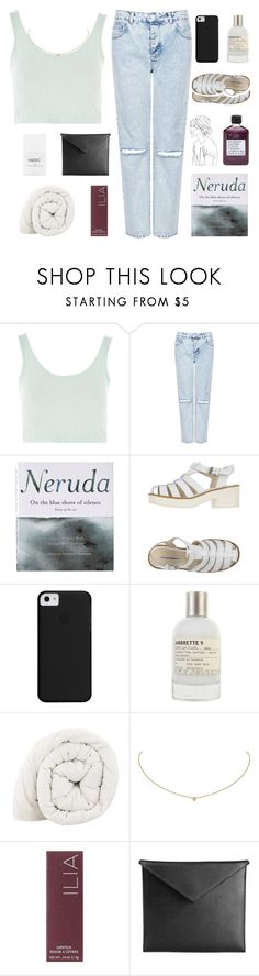 """""""[rtd] I'M ON MY WAY, I STILL REMEMBER"""" by constellation-s ❤ liked on Polyvore featuring Topshop, Patagonia, Not Soap, Radio, Windsor Smith, Le Labo, Cartier, Ilia, Mark/Giusti and Nails Inc."""