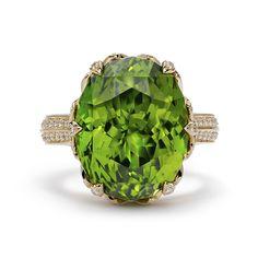 Kimberly Mcdonald, Jewelry Rings, Jewellery, Beautiful Rings, Peridot, Florence, Diamonds, Silver Rings, Take That