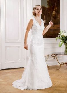 Modeca Collection Rezza: Tried in PanPan Bridal, Edinburgh