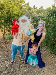 Baby Girl Photos, Family Costumes, The Little Mermaid, Photo And Video, Mom, Halloween, World, People, Instagram