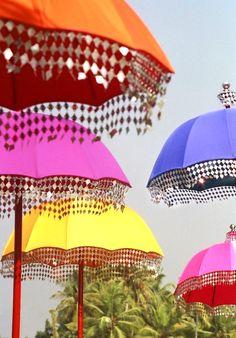 Umbrellas Abroad