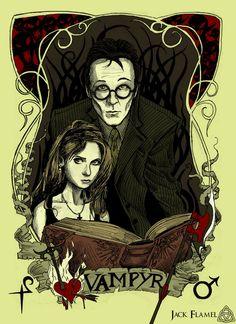 Buffy by Jack Flamel [©2014]