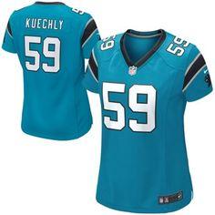 "Nike ""Platinum Limited"" Luke Kuechly jersey. | football ..."