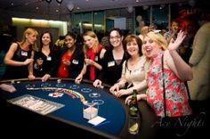 A fun casino night m