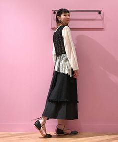 今季のRBSもとっても素敵です☆ Beams, High Low, Dresses, Fashion, Vestidos, Moda, Fashion Styles, Dress, Dressers