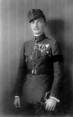 His Imperial and Royal Highness Archduke Maximilian Eugen of Austria (1895-1952)