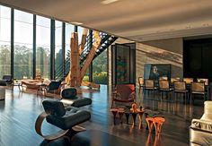 living art gallery,modern design,architecture