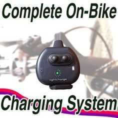 Product Name:    LightCharge USB Bicycle Phone Camera GPS iPhone Charger with Dynamo       Brand:    LightCharge       Ratings